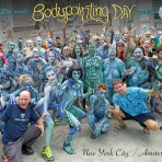 Bodypainting Day 2015 Poster