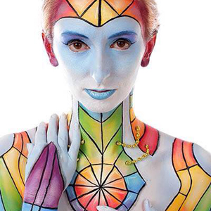 artist breanna cooke nyc bodypainting day