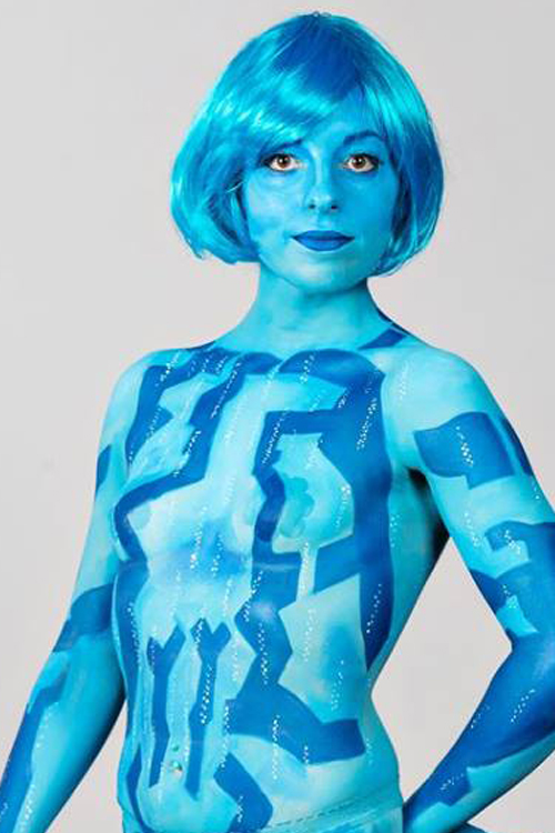 The Artists Of Amsterdam Bodypainting Day 2016
