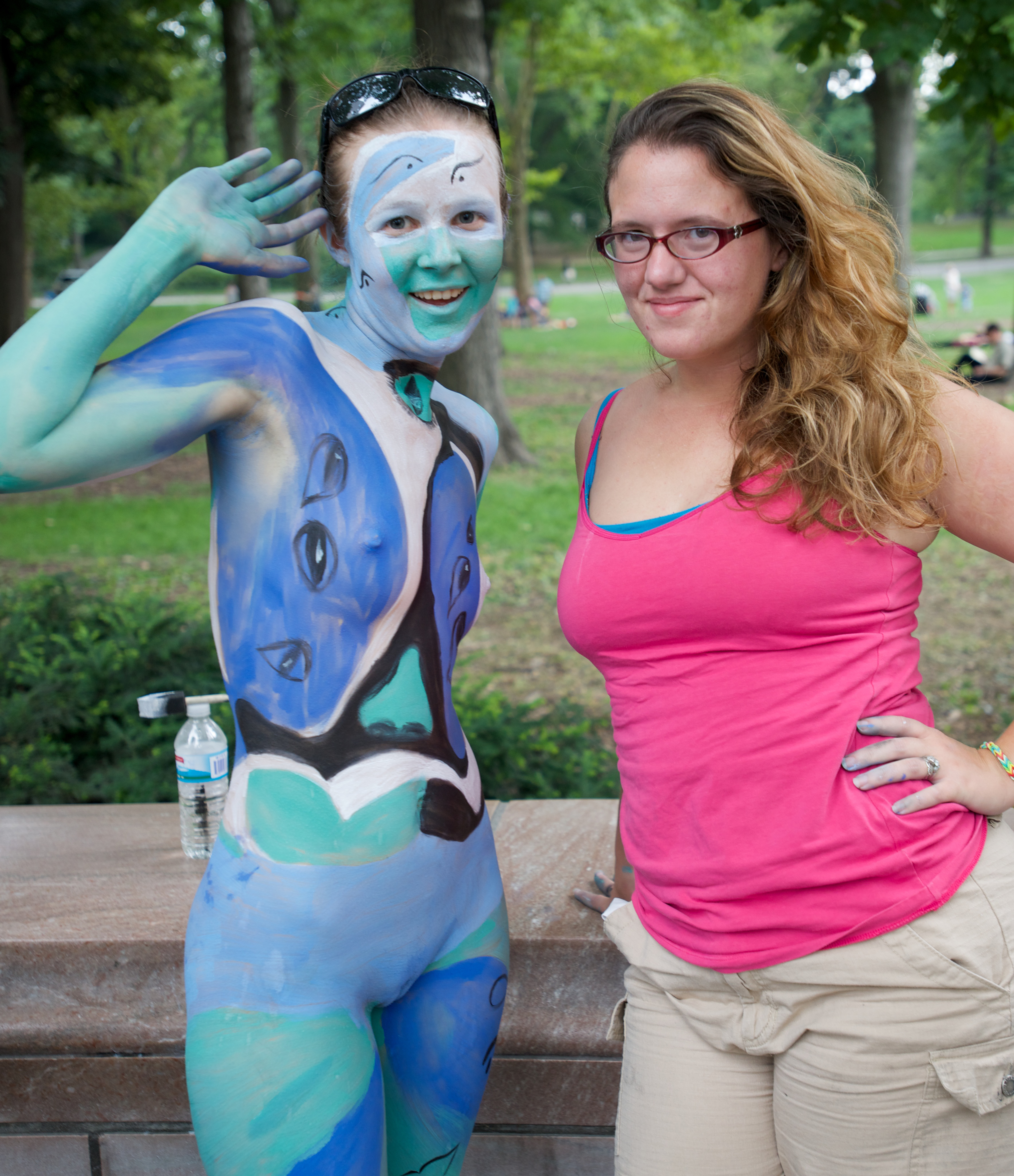 Mailing List | Bodypainting Day